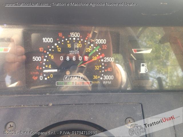 Trattore fiat - 80/90 dt 1