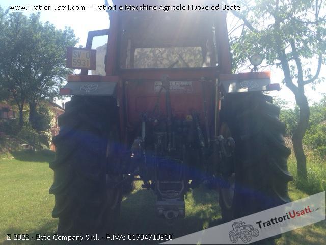 Trattore fiat - 80/90 dt 2