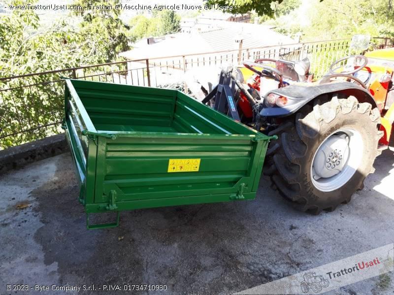 Cassone  - per trattore 0