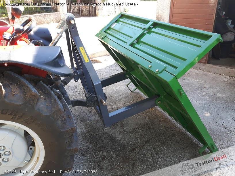 Cassone  - per trattore 1