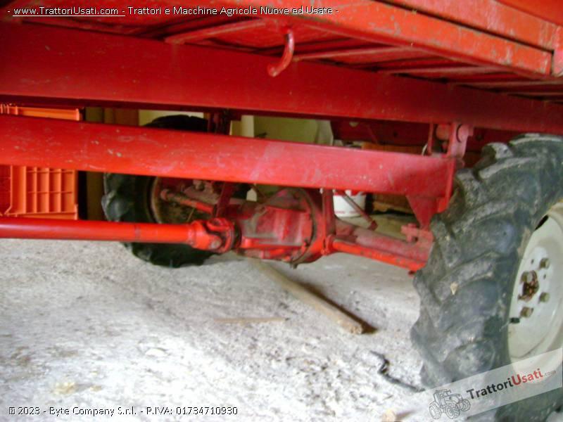 Motozappa  - 12 cv diesel durso 3