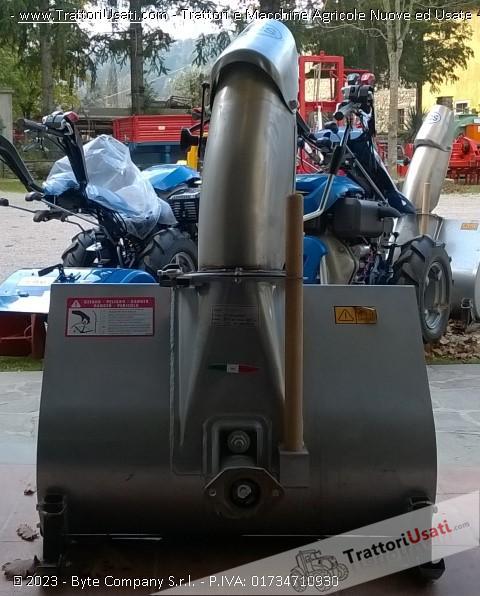Turbina da neve bcs - tsn 60 per motocoltivatore 2