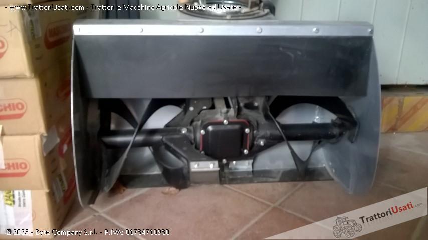 Turbina da neve bcs - tsn 60 per motocoltivatore 4