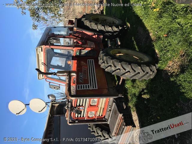 Trattore fiat - 880 dt 5 1
