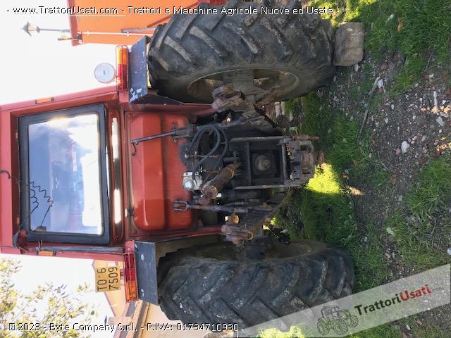 Trattore fiat - 880 dt 5 2