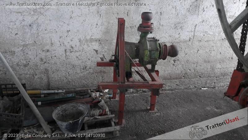 Rotolone irrigazione  - tecnomar 3