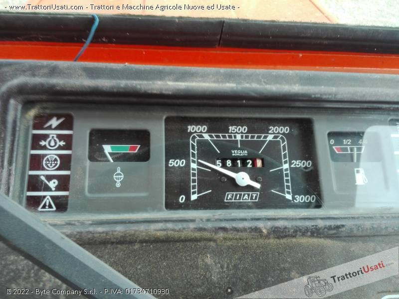 Trattore fiat - 780 1