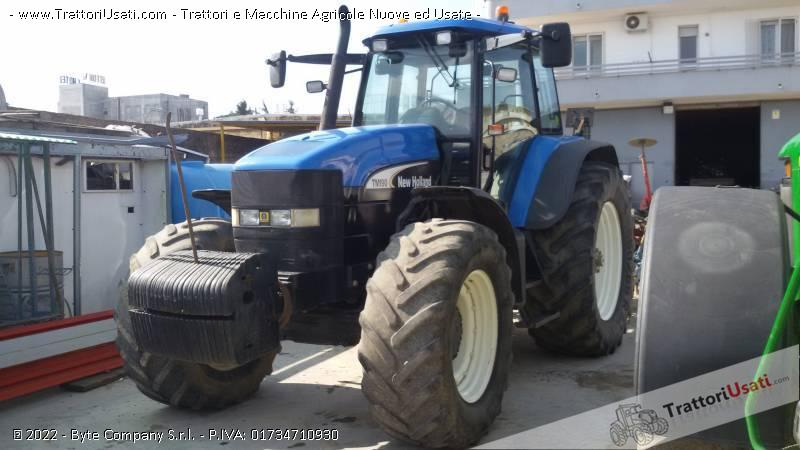 Trattore new holland - tm 190 0
