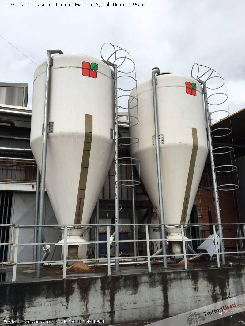 2 silos  - agritech 0