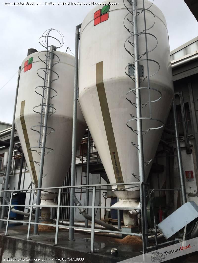 2 silos  - agritech 3