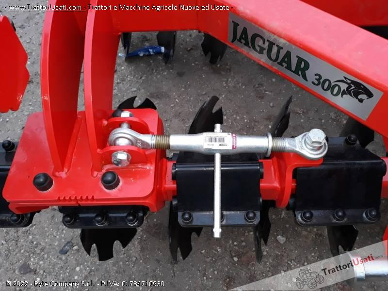 Erpice aebi - jaguar 300 3