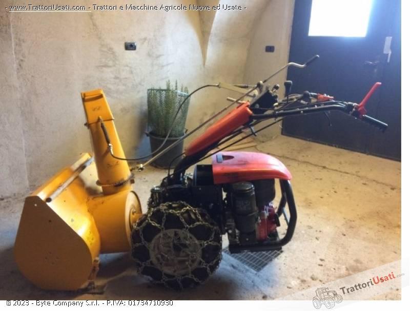 Motocoltivatore goldoni - joker 11 ds 0