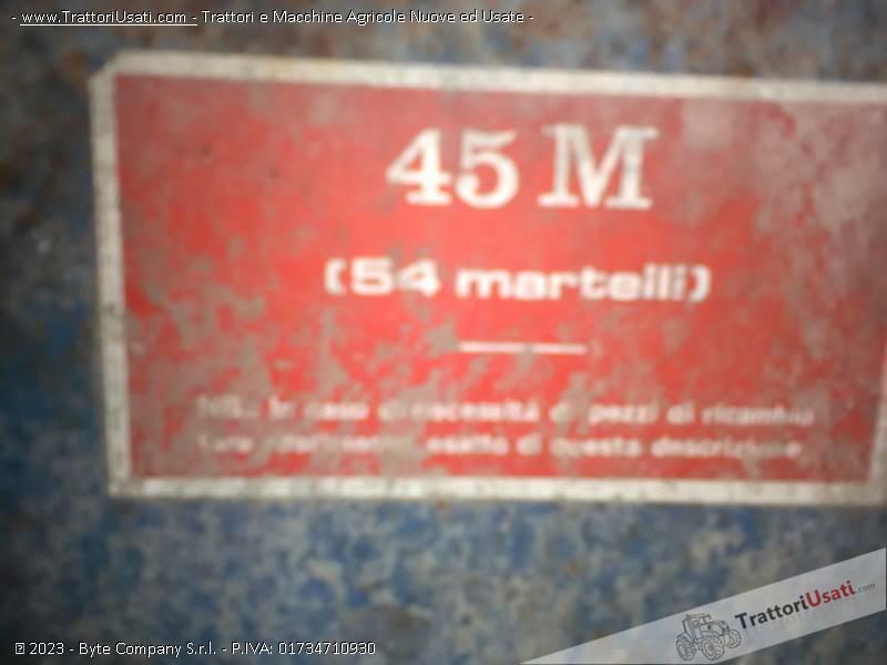 Mulino  - 45m 54 martelli vortice 2