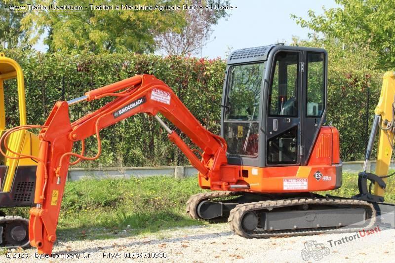 Mini escavatore  - eurocomach es400zt 0