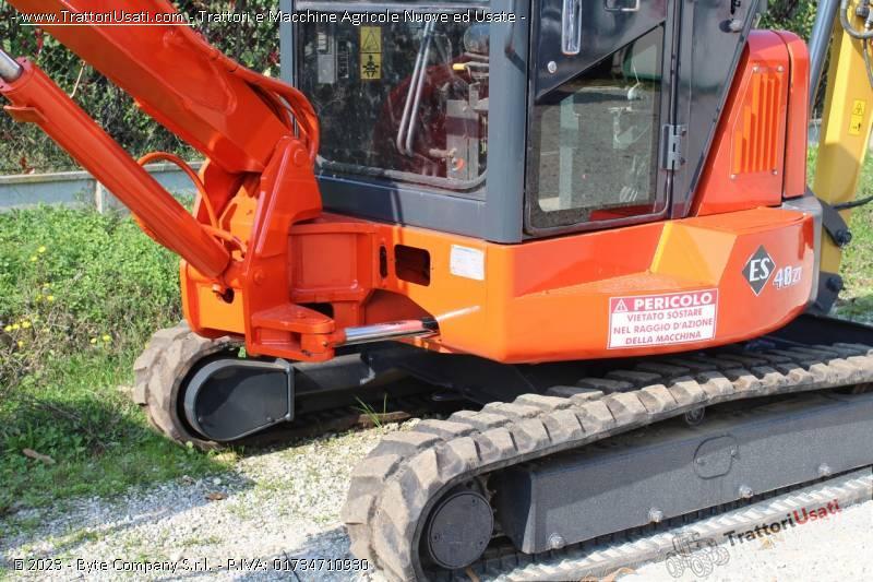 Mini escavatore  - eurocomach es400zt 1