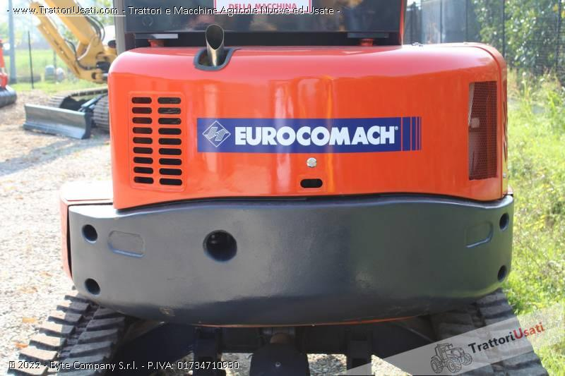 Mini escavatore  - eurocomach es400zt 3