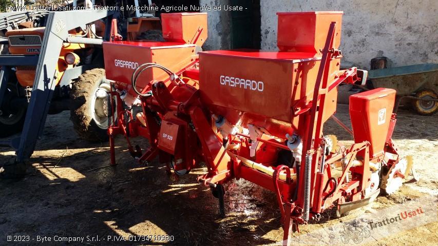 Seminatrice  - sp520 gaspardo 3