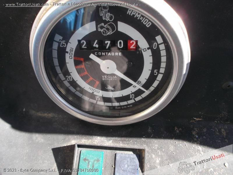 Trattore landini - 7500 dt 2