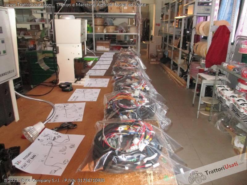 Cablaggi elettrici fiat - 100/90 1