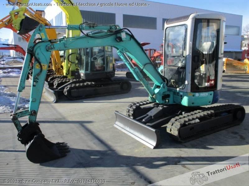 Escavatore  - 35 vx imer 0