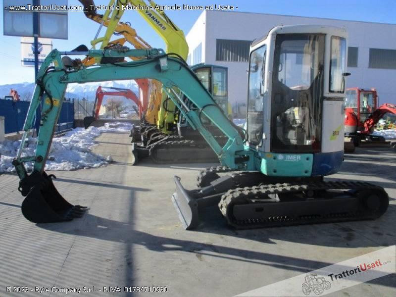 Escavatore  - 35 vx imer 1