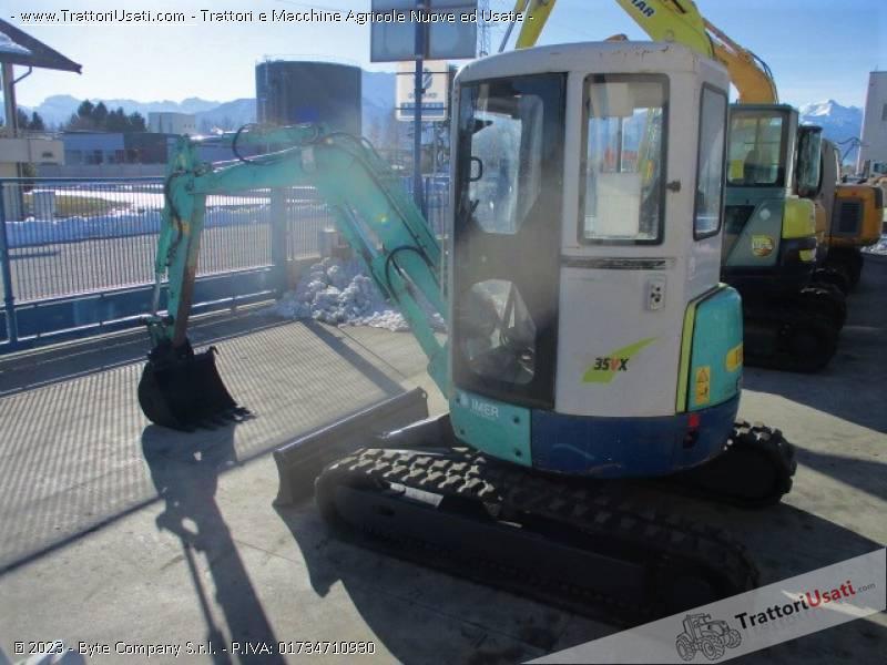 Escavatore  - 35 vx imer 2