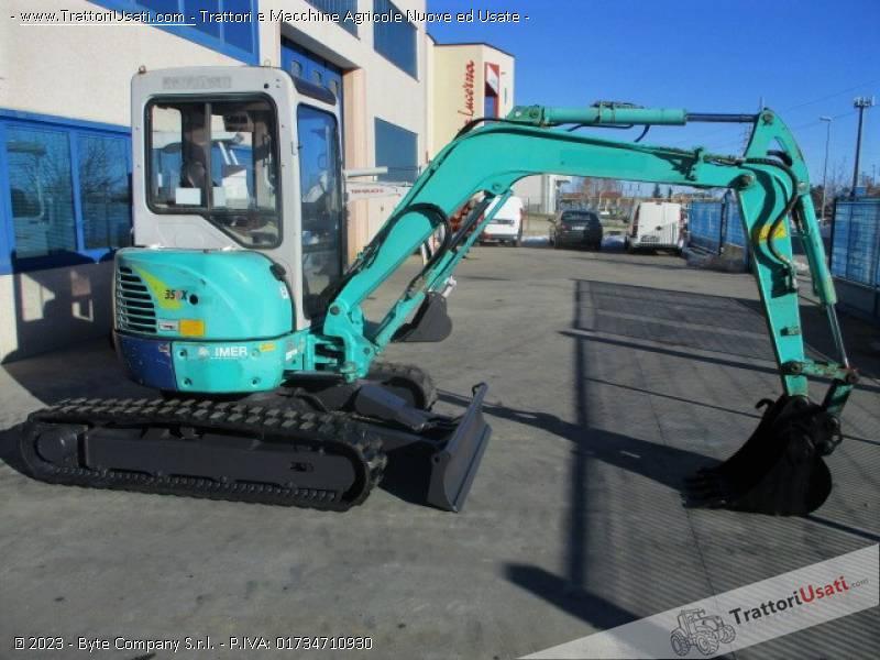 Escavatore  - 35 vx imer 4