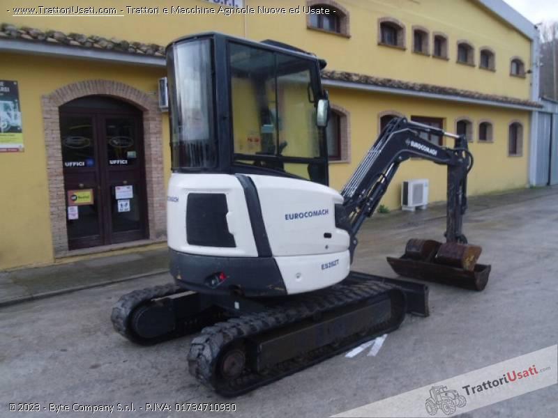 Escavatore  - ez28ts eurocomach 1