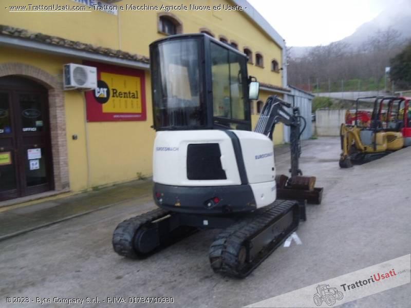 Escavatore  - ez28ts eurocomach 2