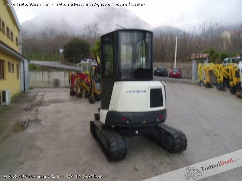 Escavatore  - ez28ts eurocomach 3