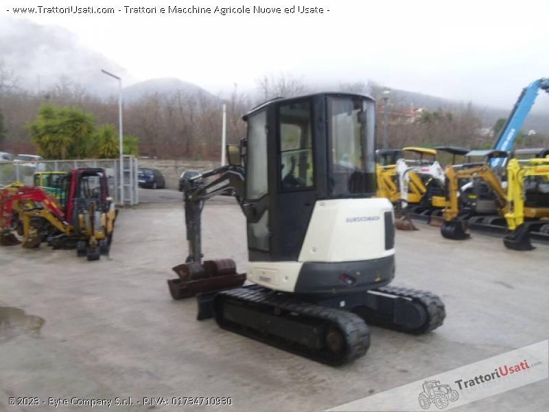 Escavatore  - ez28ts eurocomach 4