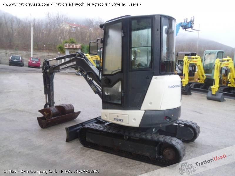 Escavatore  - ez28ts eurocomach 5
