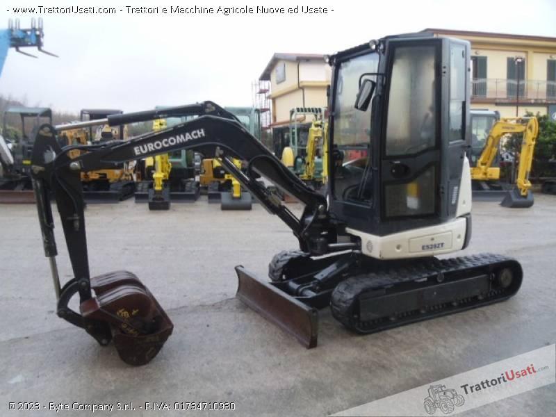 Escavatore  - ez28ts eurocomach 6
