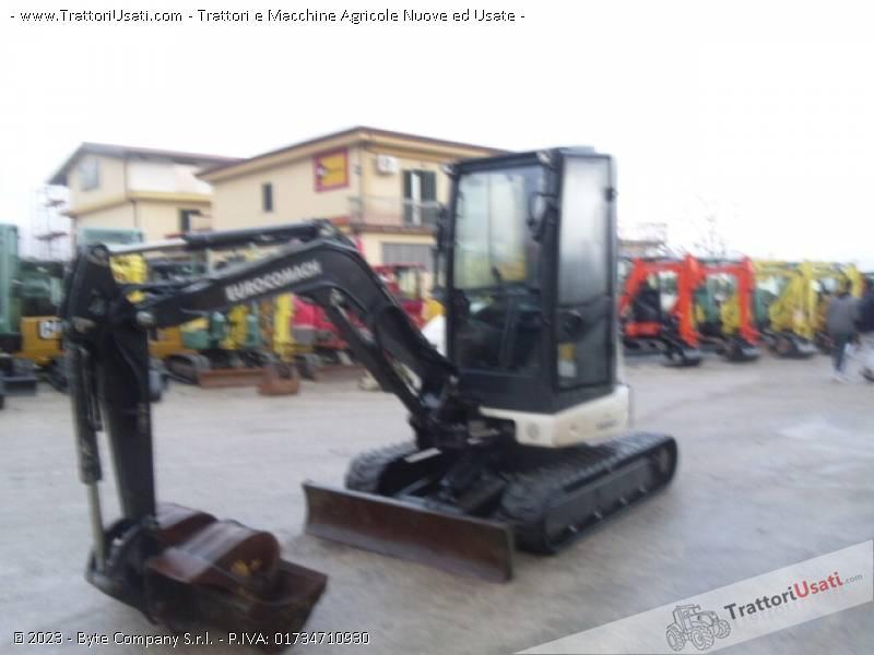 Escavatore  - ez28ts eurocomach 7