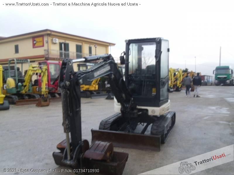 Escavatore  - ez28ts eurocomach 8