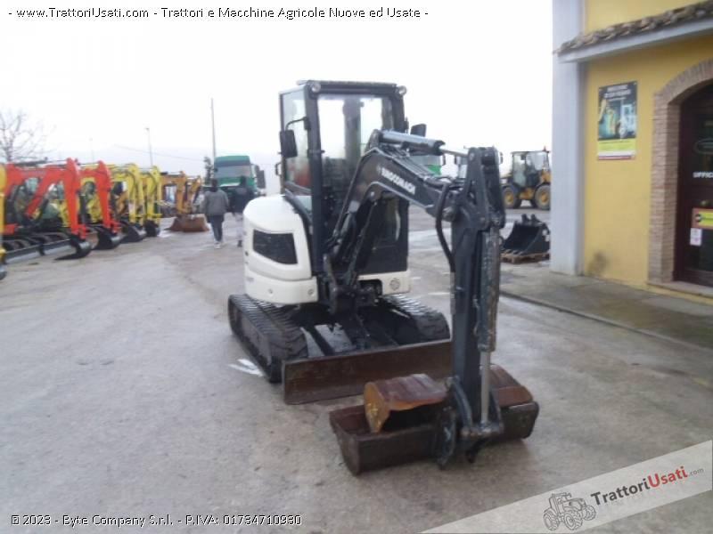 Escavatore  - ez28ts eurocomach 9