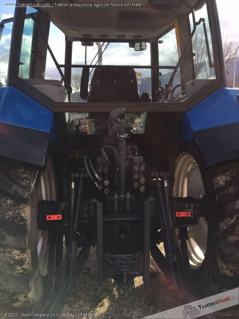 Trattore ford - 8340 3