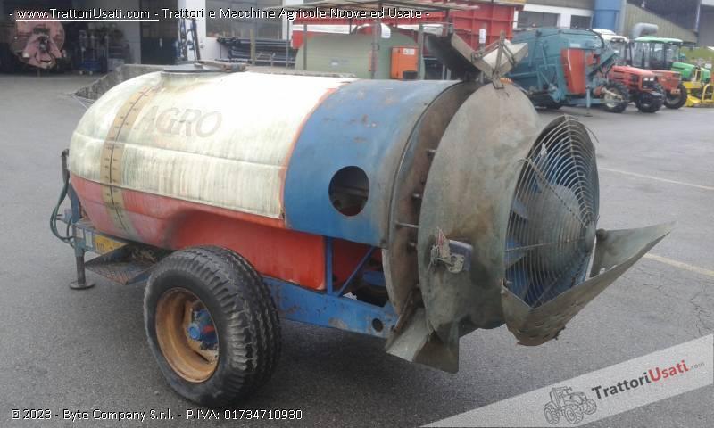 Atomizzatore  - micron 1500 deflettori agro omologato 0