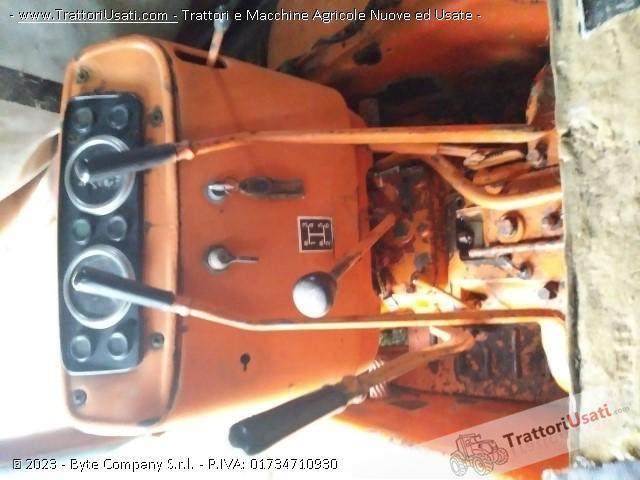 Trattore cingolato fiat - 455 c 1