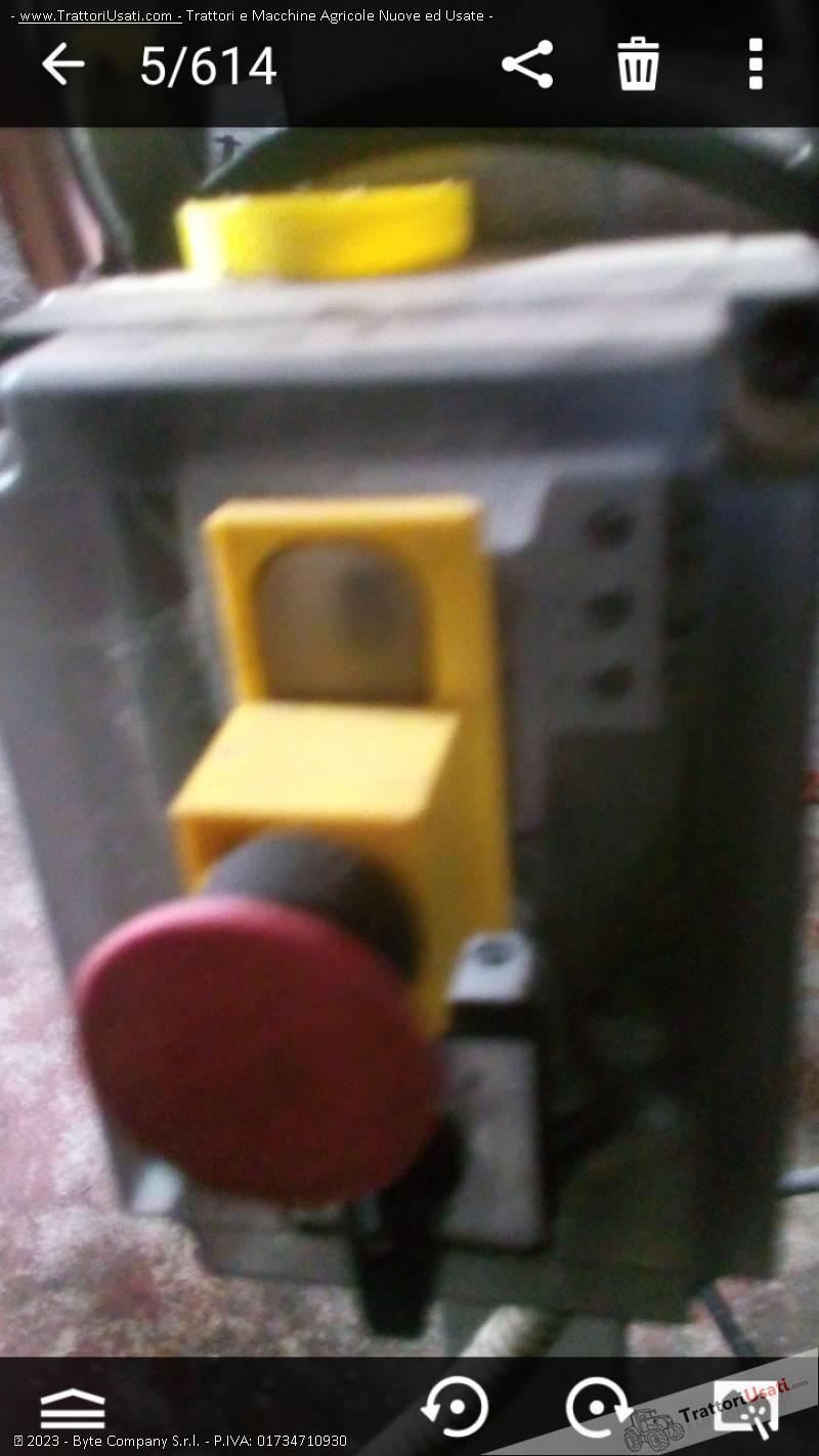 Pompa a rotelle  - ellittico evp1 502 4kw enoveneta 1