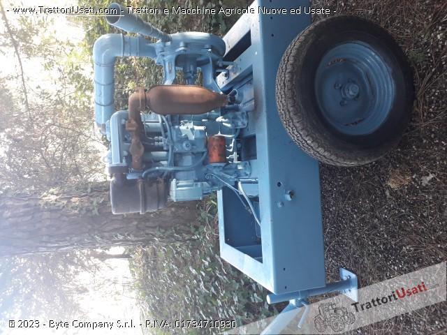 Motopompa lombardini - 914 1332cq 0