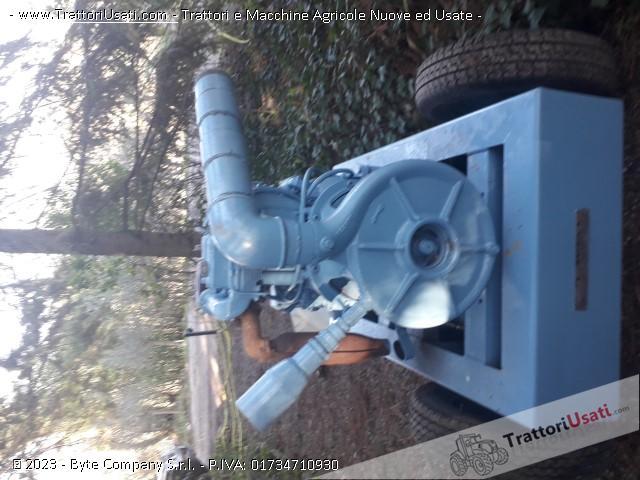 Motopompa lombardini - 914 1332cq 1