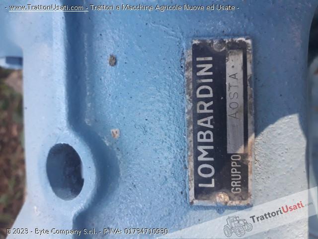 Motopompa lombardini - 914 1332cq 4