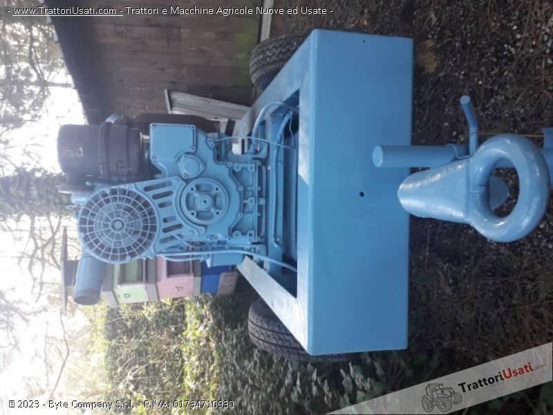 Motopompa lombardini - 914 1332cq 5