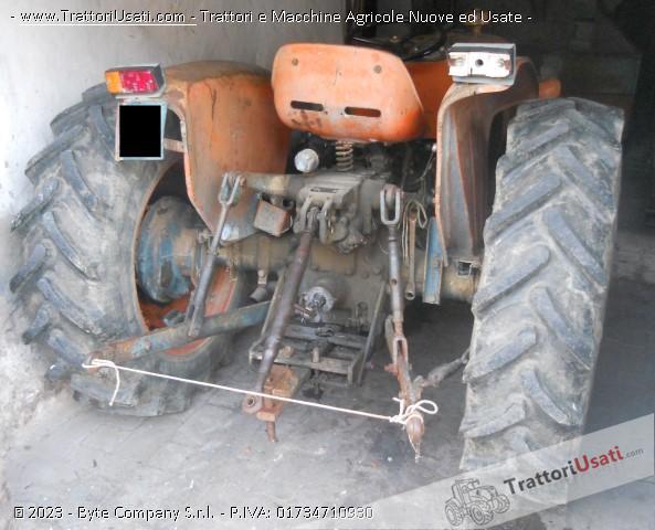 Trattore fiat - 415 dt 1