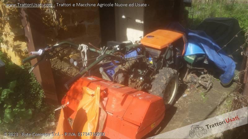 Motocoltivatore goldoni - 719 1