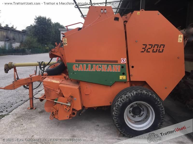 Rotopressa gallignani - 3200 1