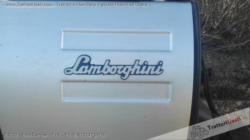 Trattore cingolato lamborghini - triumph 100 3