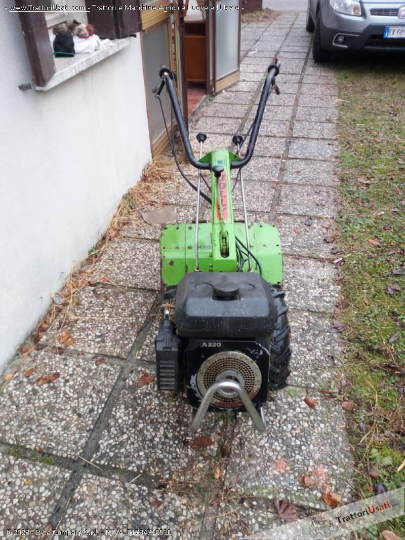 Motocoltivatore  - eurogardern jolly 1