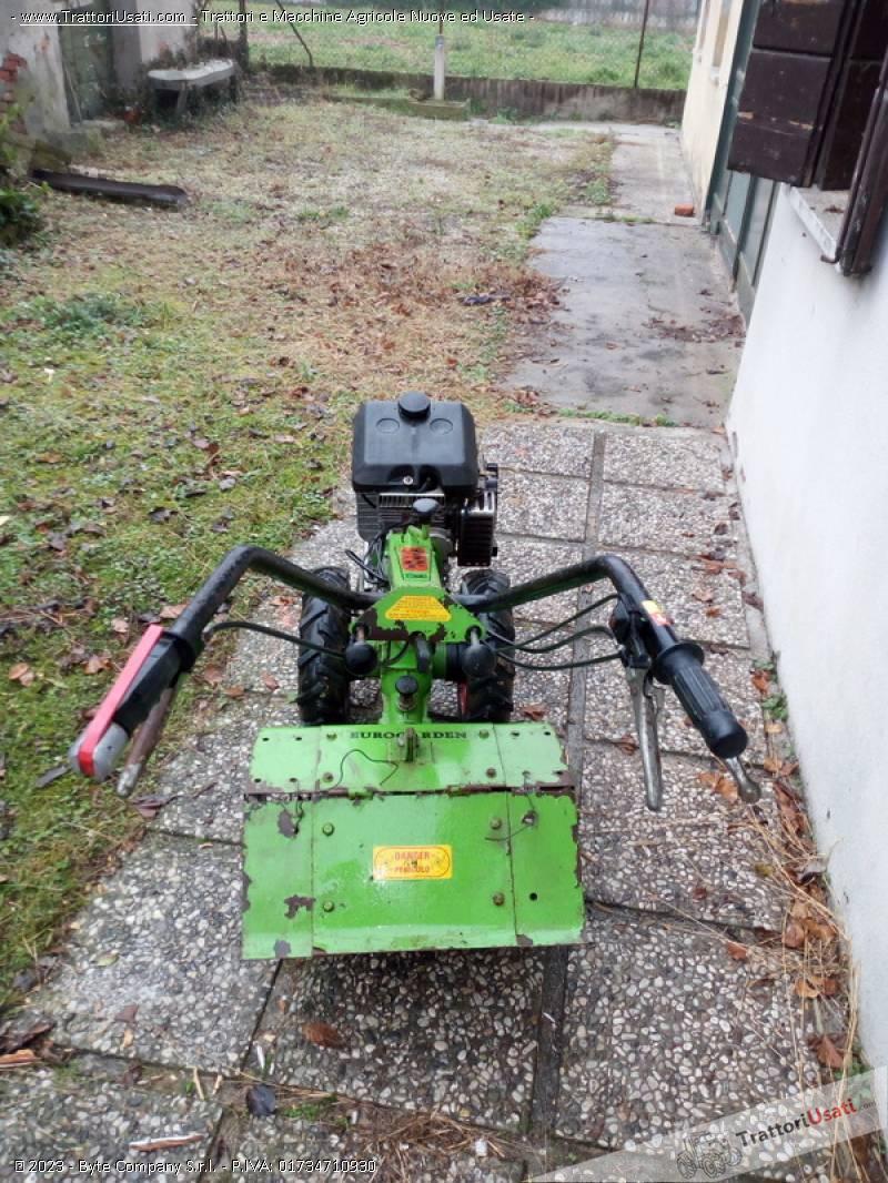 Motocoltivatore  - eurogardern jolly 2